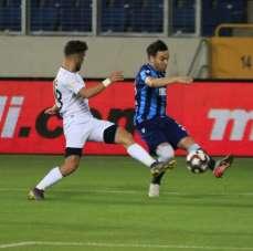 TFF 1. Lig Play-Off Finali: Adana Demirspor: 0 - Fatih Karagümrük: 0 (Maç devam