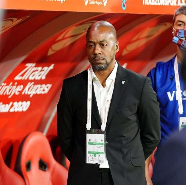 Trabzonspor'da Eddie Newton seçeneği saklı