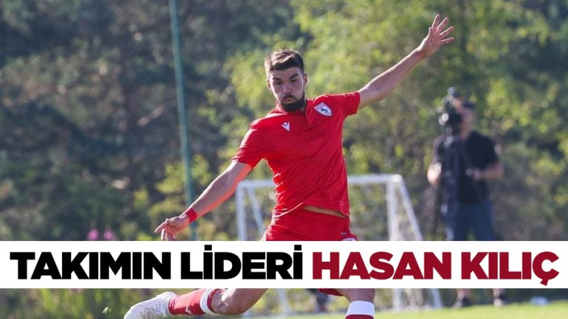 Takımın Lideri Hasan Kılıç