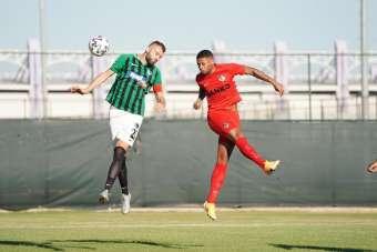 Hazırlık maçı: Gaziantep FK: 3 - Denizlispor: 2