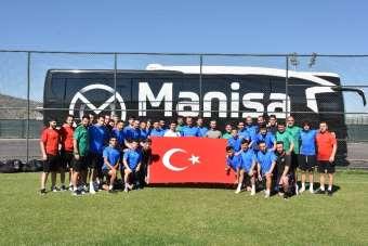 Manisa FK da 30 Ağustos Zafer Bayramı'nı kutladı