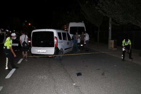 Trafik kazasında 5 araçta maddi hasar, 1 yaralı