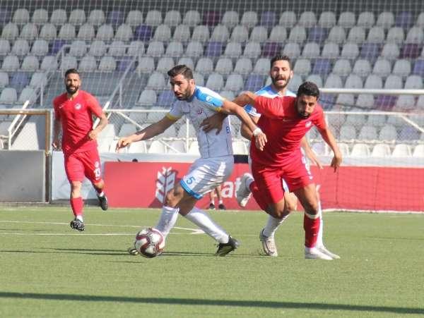 Ziraat Türkiye Kupası: Keçiörengücü: 3 - Siirt İl Özel idaresi Spor: 1