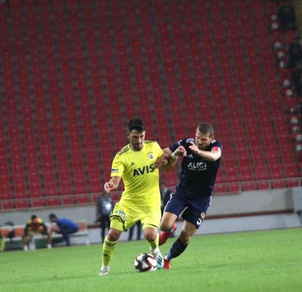 Ziraat Türkiye Kupası: Tarsus İdman Yurdu: 1 - Fenerbahçe: 3 (Maç sonucu)