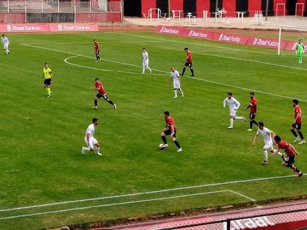 Ziraat Türkiye Kupası: Van Spor FK: 1 - Sancaktepe FK: 0