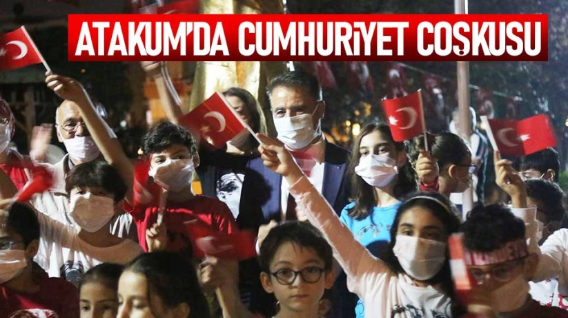 Atakumda Cumhuriyet Bayramı
