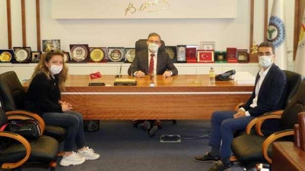 Giresun Ticaret Sanayi Odası'nda liman faaliyetleri anlatıldı