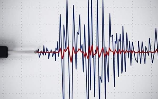 5.9 Büyüklüğünde Deprem