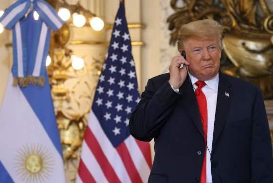 Trump, Tercümeyi Beğenmedi Çıldırdı