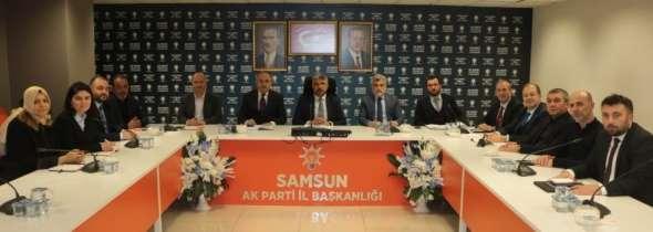 Başkan Ersan Aksu A takımını açıkladı
