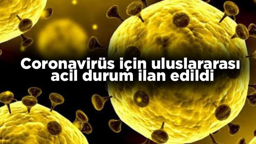 Ve coronavirüs için uluslararası acil durum ilan edildi