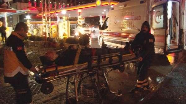 Diyarbakır'da trafik kazası: 2'si ağır 5 çocuk yaralı