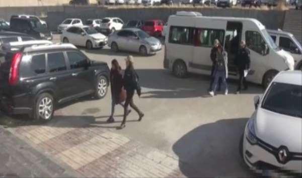 Kandil'de yakalanan teröristler Van'a getirildi