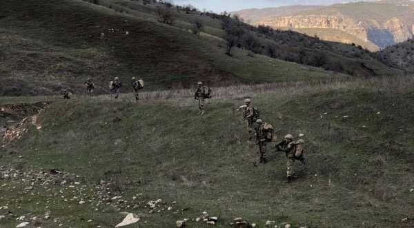 Siirt'te jandarmadan PKK'ya ağır darbe: 11 ayda 44 terörist etkisiz hale getiril