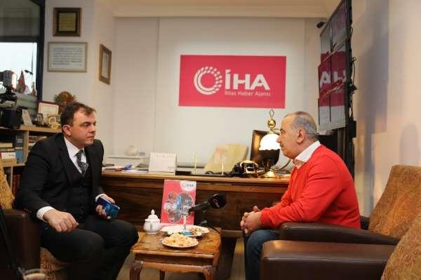 Türkyılmaz: 'Yerli otomobil için Bursa doğru bir karar'
