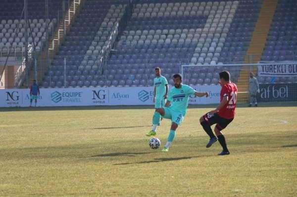 Misli.com 2. Lig: Afyonspor: 1 - Hacettepespor: 0