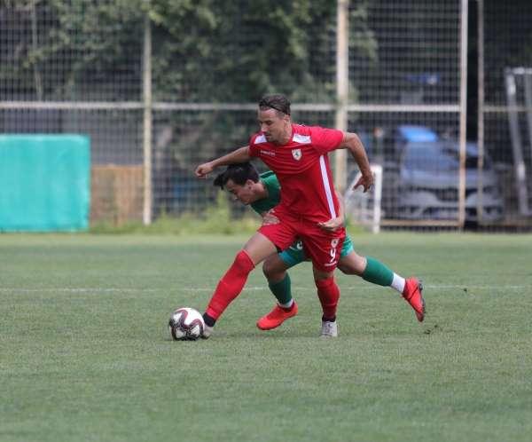 Yılport Samsunspor hazırlık maçında Bayrampaşa'yı 3-0 yendi