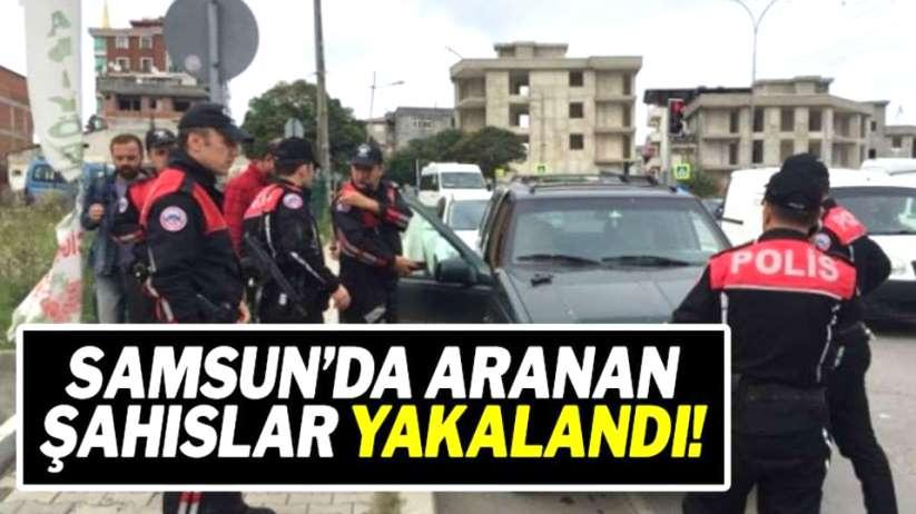 Samsun'da 'Huzur Güven Uygulaması