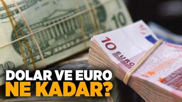 30 Eylül Pazartesi dolar ve euro fiyatları ne kadar?