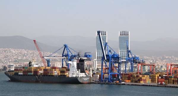 Aydın'da Ağustos ayında ithalat ve ihracat azaldı