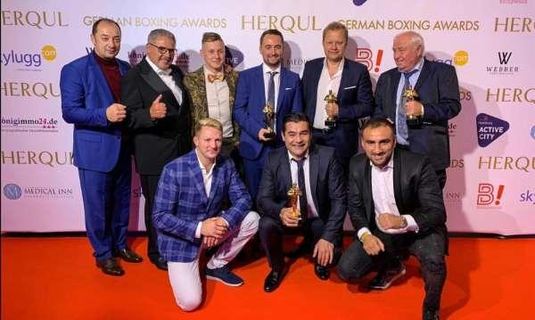 Erol Ceylan, dördüncü kez Almanya'nın en iyisi seçildi