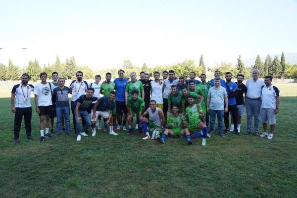 EÜ Gençlik ve Spor Kulübü yeni sezona hızlı başladı