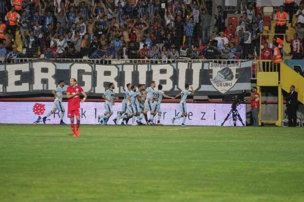 TFF 1. Lig: Altınordu: 2 - Adana Demirspor: 2