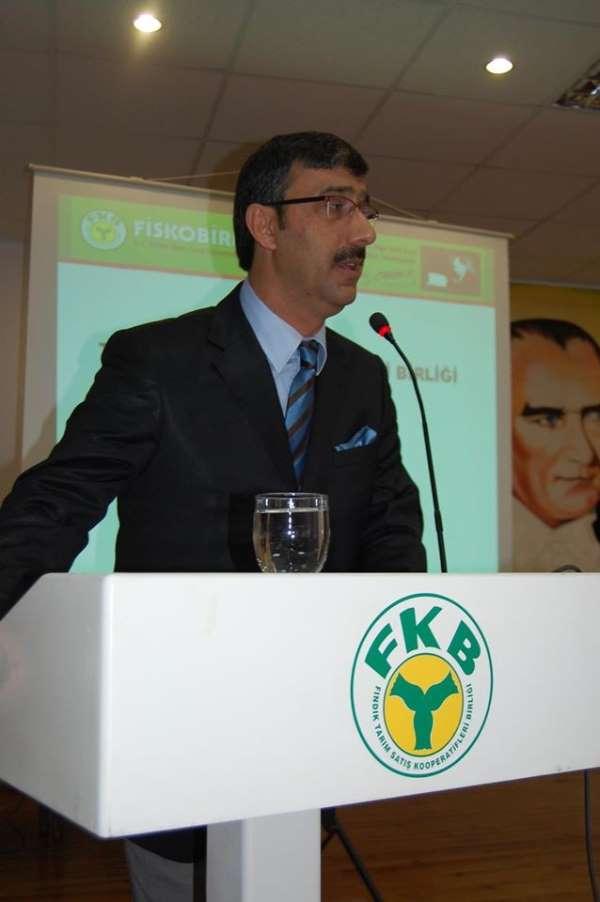 FİSKOBİRLİK Başkanı Bayraktar: 'TMO, 90 bin ton fındığı piyasaya sürerek üretici