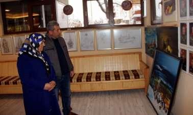 Şehit Cennet Yiğit'in ailesi devletten aldıkları evi depremzedeler için Kızılay'
