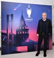 Servet Yardımcı: 'Atatürk Olimpiyat Stadı, UEFA'dan tam not aldı'