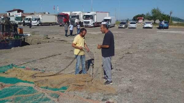Balıkçılar umudunu hamsiye bağladı