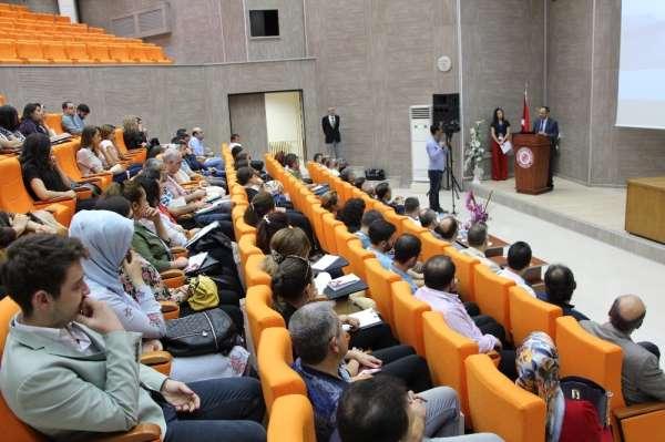 Fırat Üniversitesi'nde TÜBİTAK eğitimi