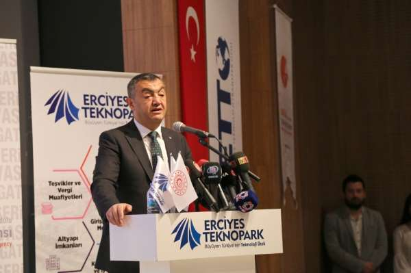 Mehmet Büyüksimitci, 'Ülkemizin Zenginleşmesinin Yolu Girişimcilikten Geçiyor'