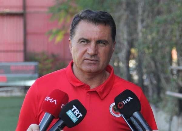 Mustafa Kaplan: 'Galatasaray maçında dönüş yapmak istiyoruz'