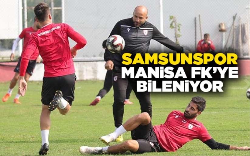 Samsunspor, Manisa FK'ye bileniyor