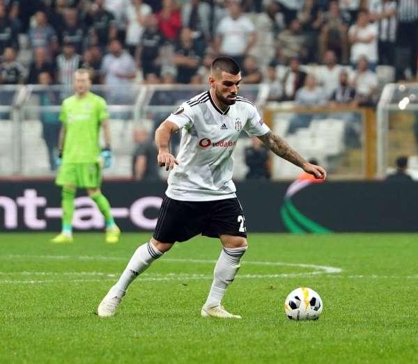 UEFA Avrupa Ligi: Beşiktaş: 0 - Wolverhampton: 1 (Maç sonucu)