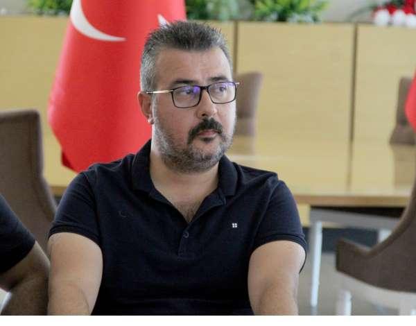Antalyasporda yeni Başkan Aziz Çetin oldu