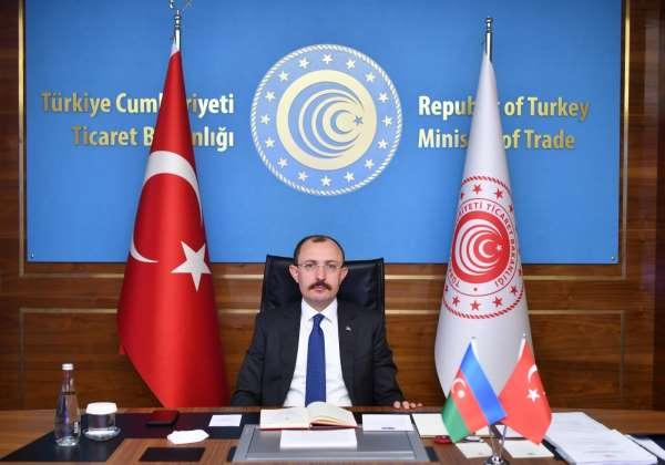 Bakan Muş: Azerbaycanın istikrarlı ekonomisi, Türk girişimcilerin yatırım kararlarını olumlu yönde etkileyec