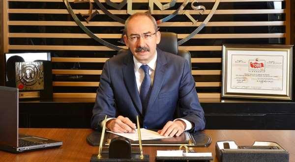 Başkan Gülsoy, büyüme rakamlarını değerlendirdi