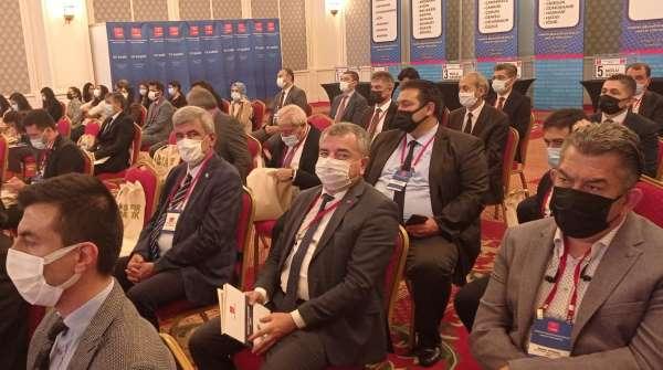 Başkan Özdemir, TBB meclis toplantısına katıldı