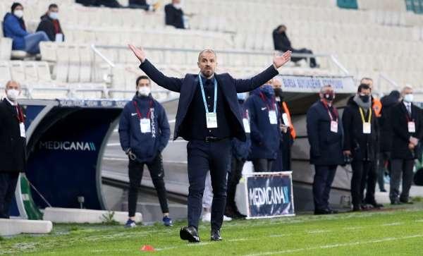Bursasporda Teknik Direktör Mustafa Erin sözleşmesi bugün sona eriyor
