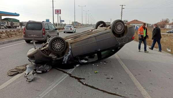 Denizlide son 1 haftada 121 trafik kazası meydana geldi