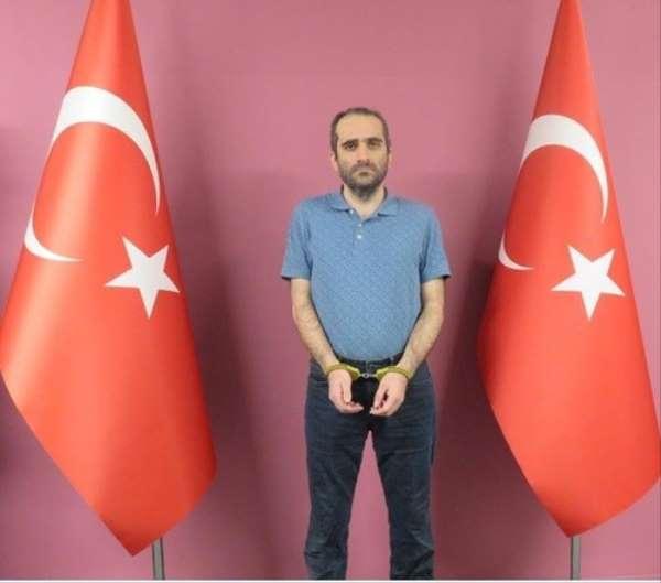 FETÖ/PDY lideri Fetullah Gülenin yeğeni olan ve hakkında Silahlı Terör Örgütüne Üye Olma suçundan yakalama