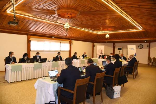 GEKA 139uncu yönetim kurulu toplantısını gerçekleştirdi