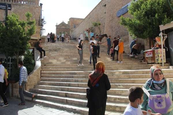 Mardindeki oteller, yeni normalleşme ile birlikte turistleri ağırlamaya hazırlanıyor