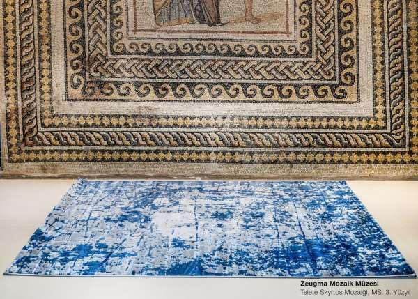 Mozaik Müzesinde Halı Festivali