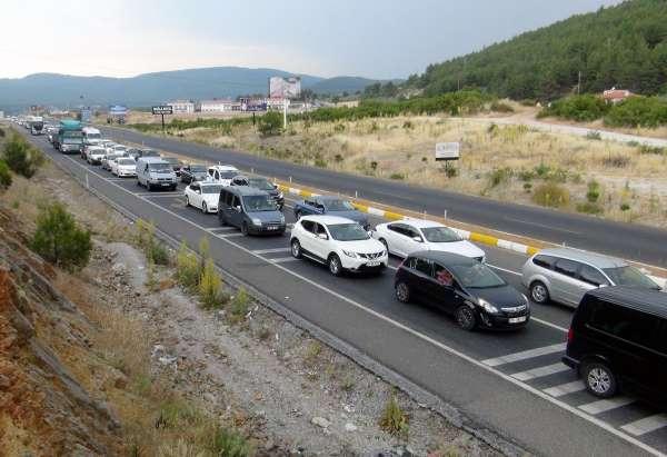 Muğlada araç sayısı bir yılda 25 bin arttı