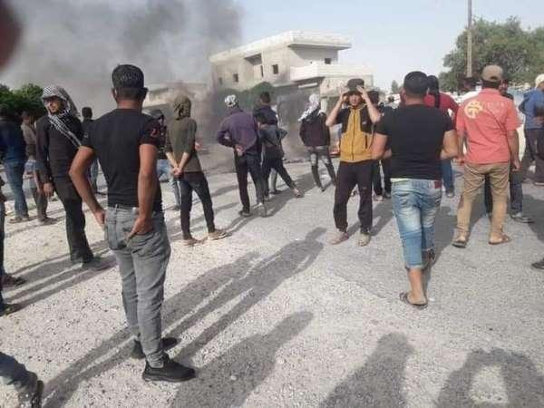PKK/YPGli teröristler, sivillerin üzerine ateş açtı: 4 yaralı