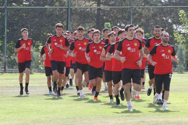 Eskişehirspor yeni sezon hazırlıklarına devam ediyor