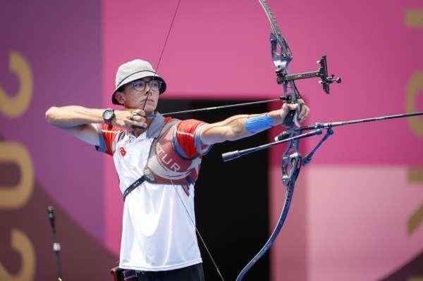 Mete Gazoz ilk olimpiyat madalyasını garantiledi